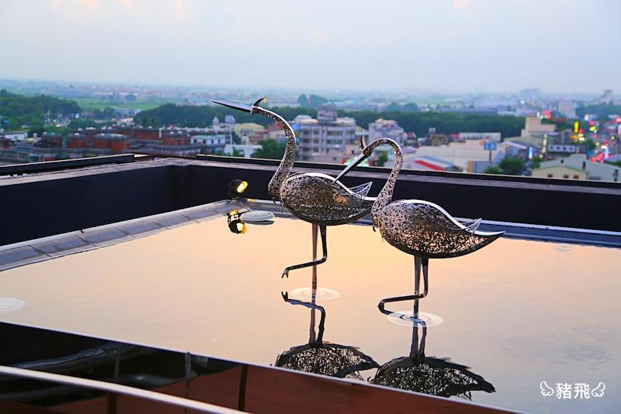 嘉義|嘉楠風華酒店