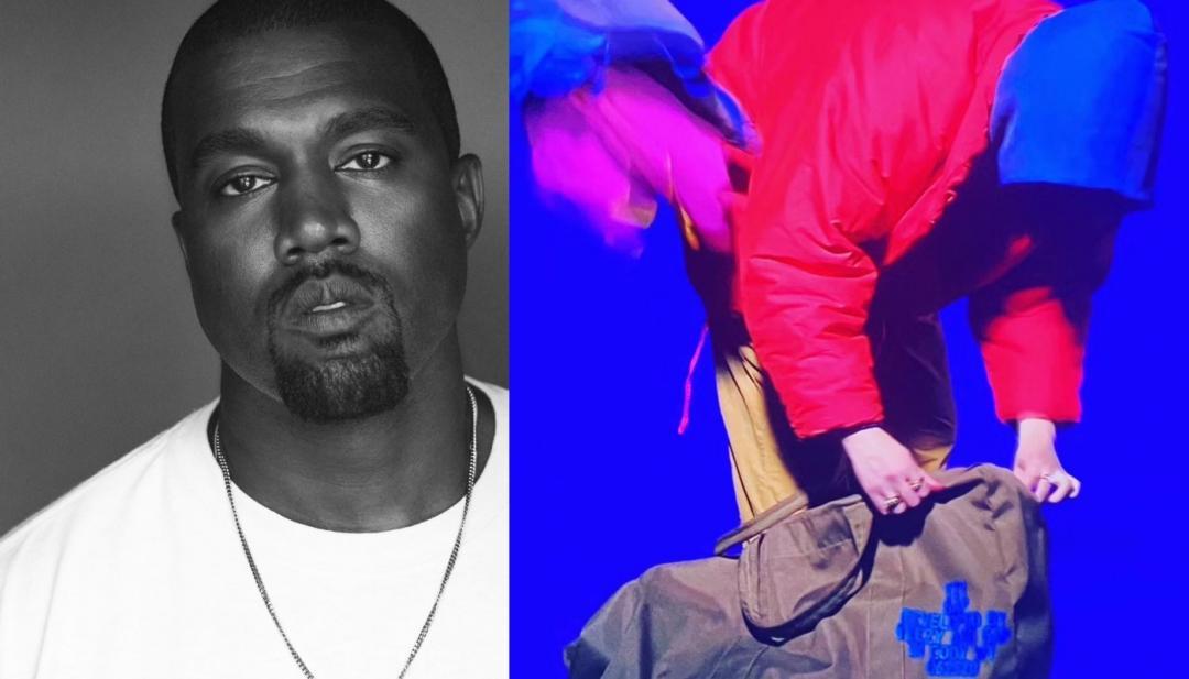 Kanye West宣布將與Gap推出「YEEZY Gap」的聯名企劃。(品牌提供)