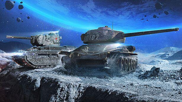 《戰車世界》經常配合節慶推出特別活動及模式