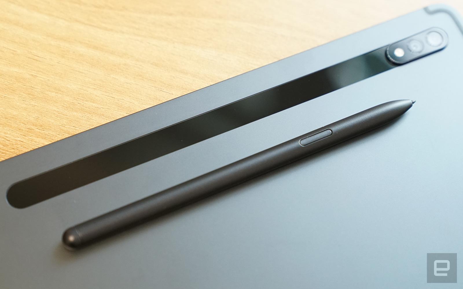 Samsung Galaxy Tab S7+ 評測