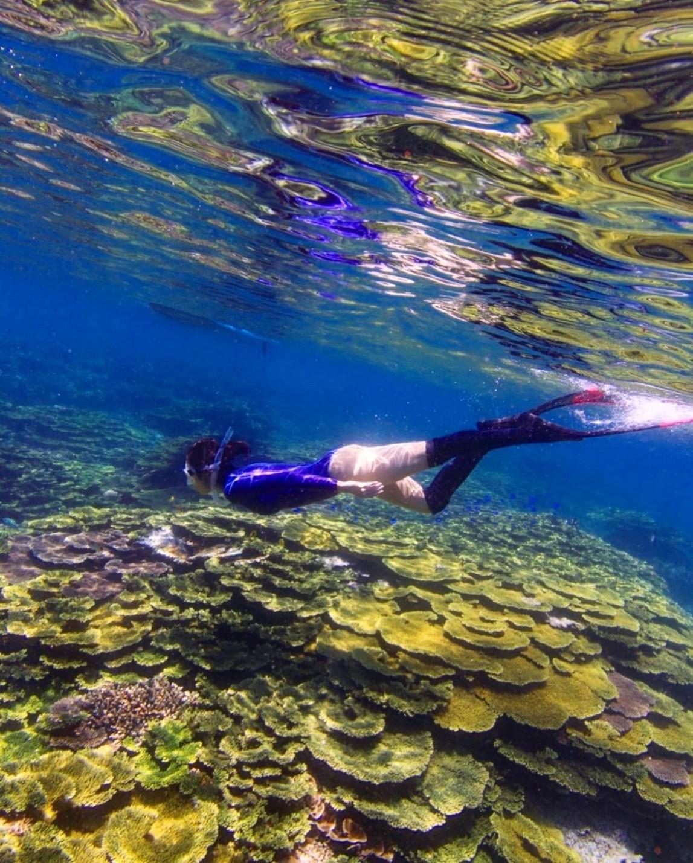 ▲康茵茵希望下次有機會能再來澎湖旅遊。