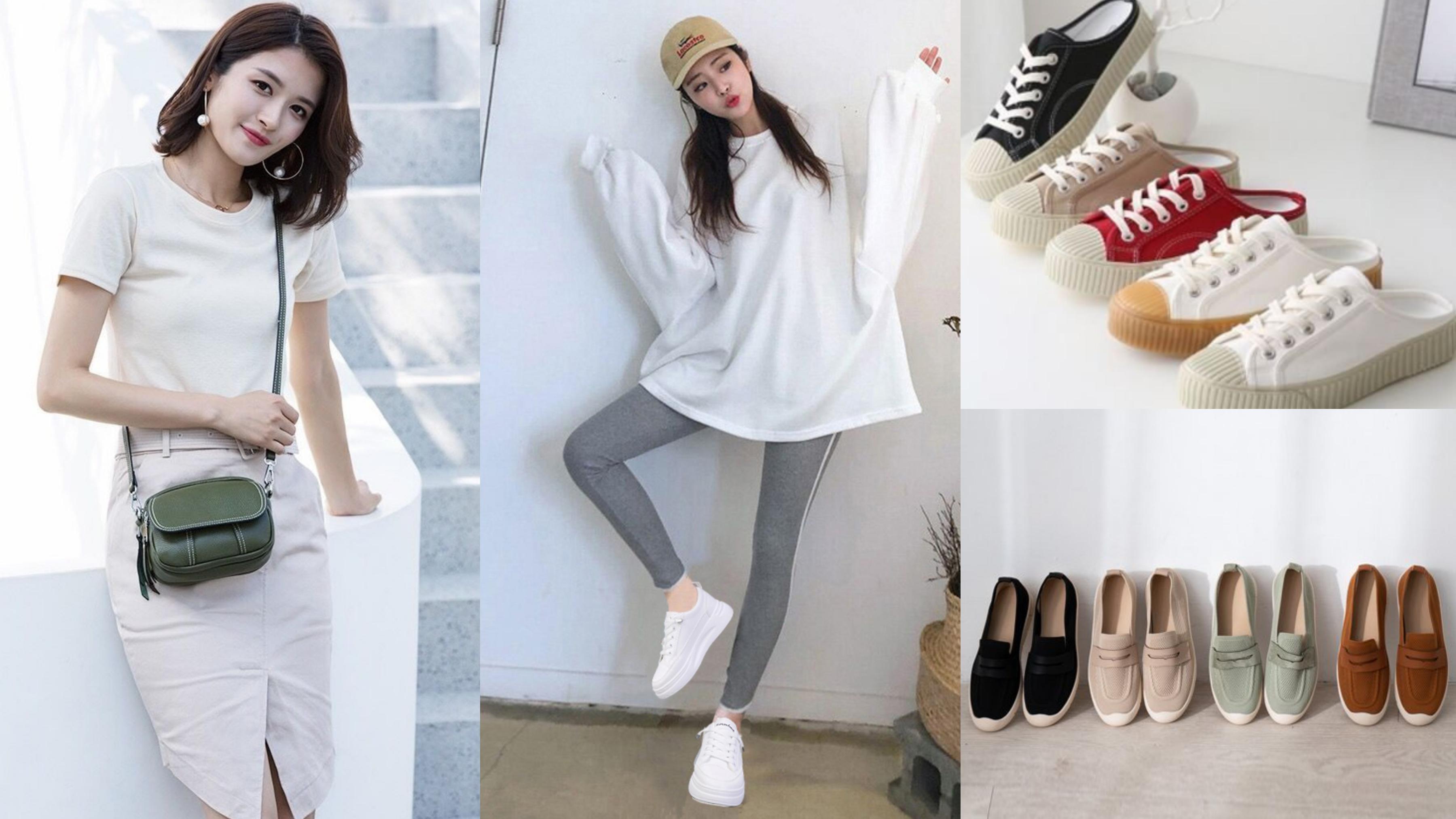 秋季新品連線搶起來!嚴選8款超熱銷的韓系鞋包款式