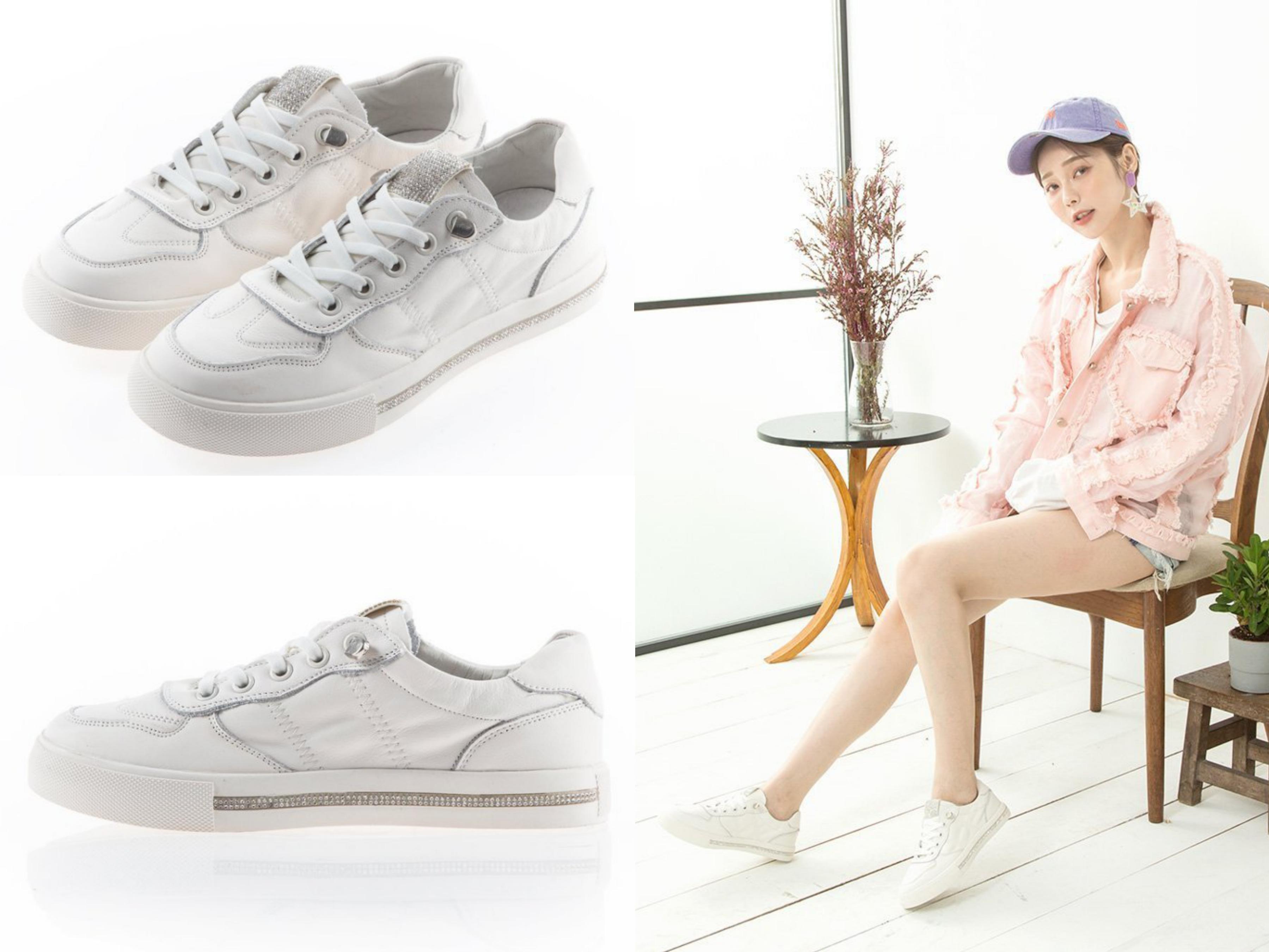 韓國直送的超熱賣厚底懶人休閒鞋