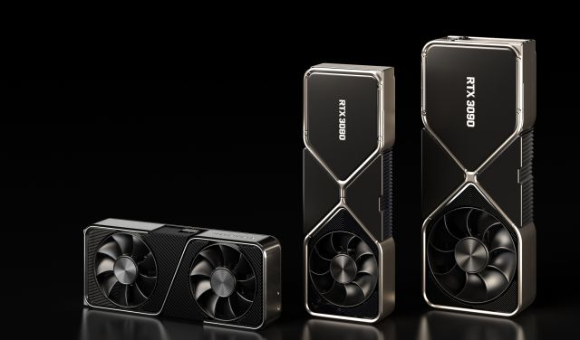 RTX 30 Series graphics cards