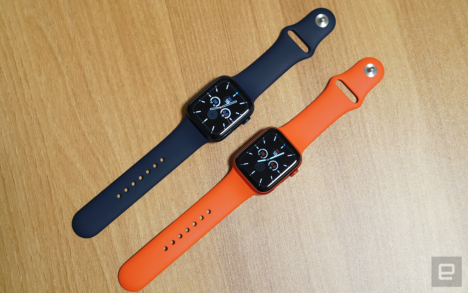 Apple Watch Series 6 動手玩