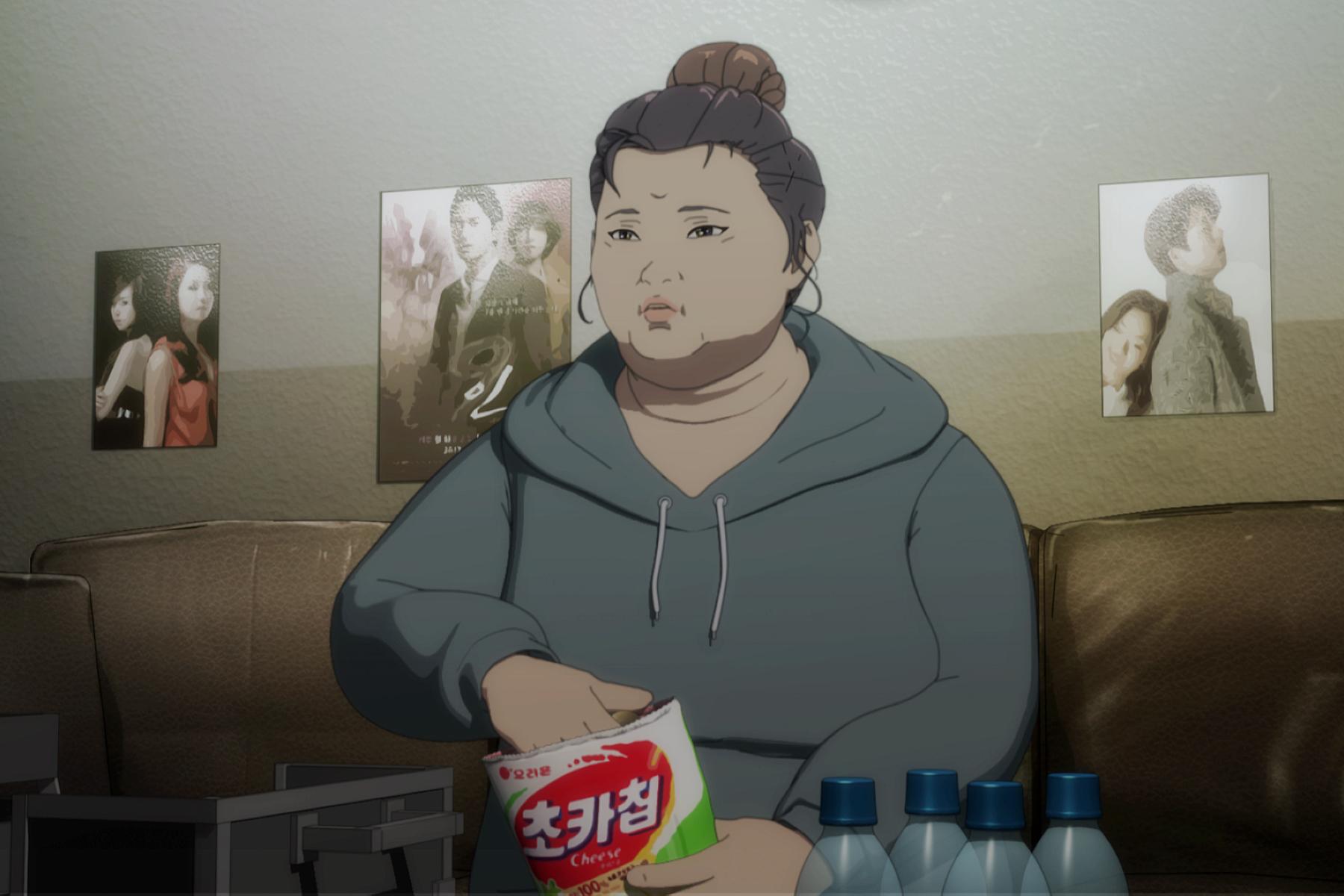 《整容液》本片在南韓上映,一舉奪得新片類首日票房冠軍