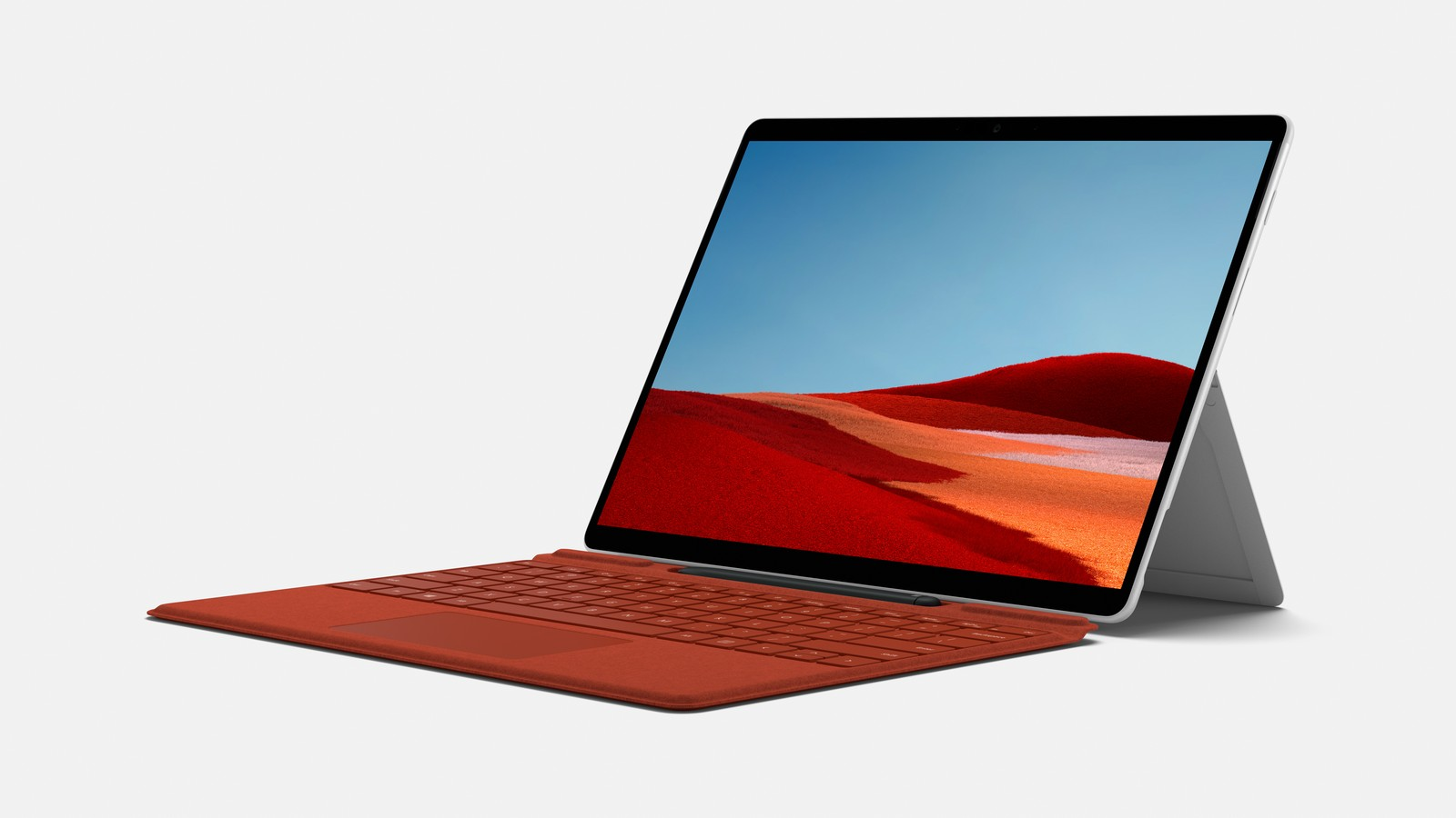 Surface Pro X press photo