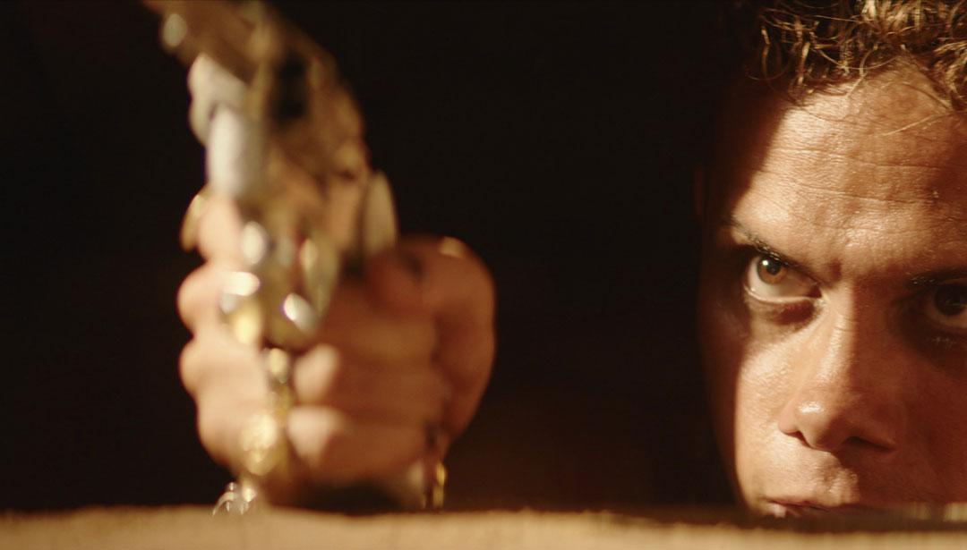 《殺戮荒村》取材自真實題材,當地人武裝自己抵抗外敵