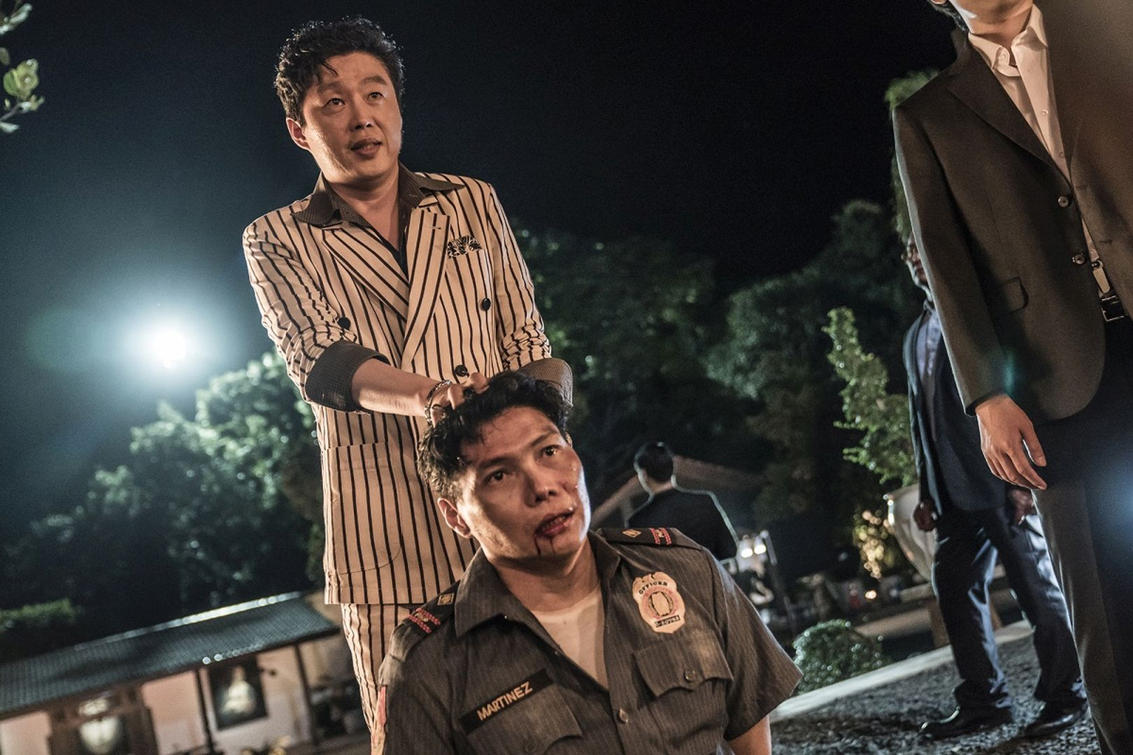 金熙元劇中飾演大反派 是名國際犯罪組織殺手