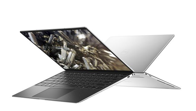 Dell XPS 13 9000 Series (Model 9300) non-touch notebook computer, codename Modena.