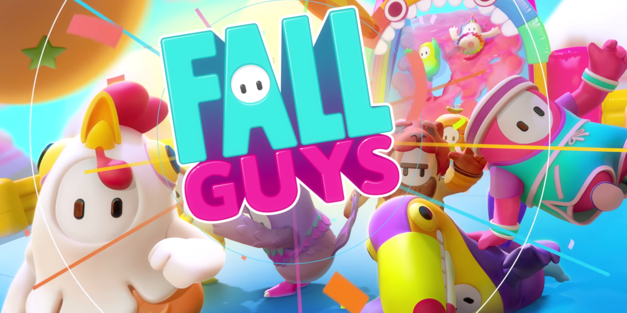 《Fall Guys》