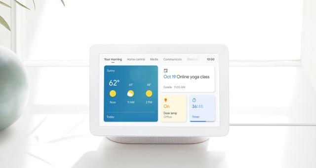 Google Smartdisplay