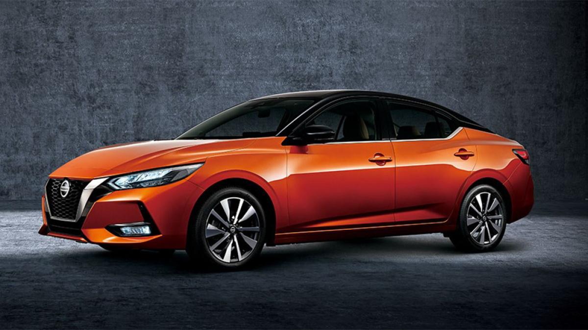 圖/兩者外觀配備差異非常細微,2020 Nissan All New Sentra 1.6尊爵版多了LED頭燈。