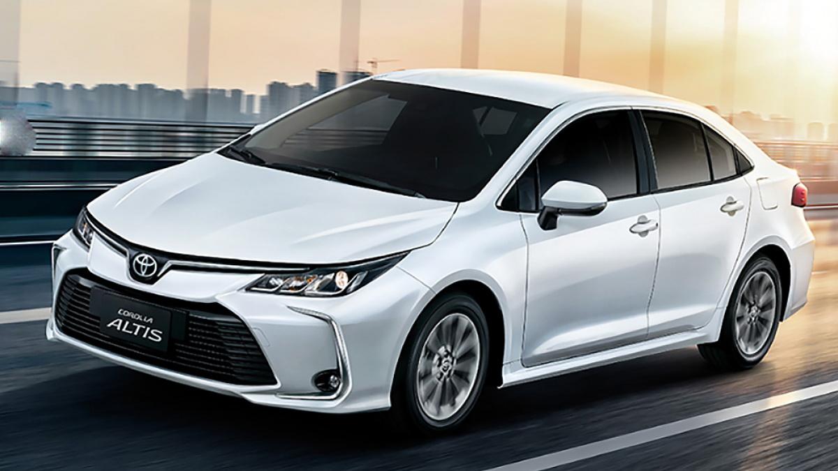 圖/2020 Toyota Corolla Altis 1.8尊爵版,動力編成導入擁有稅金優勢、耐用度更好的1.8升汽油引擎,中低速行駛時加速反應也更為靈敏。