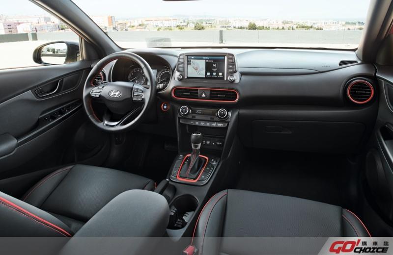 Hyundai酷跑旅新升級 KONA PLUS追加SCC科技正式上市