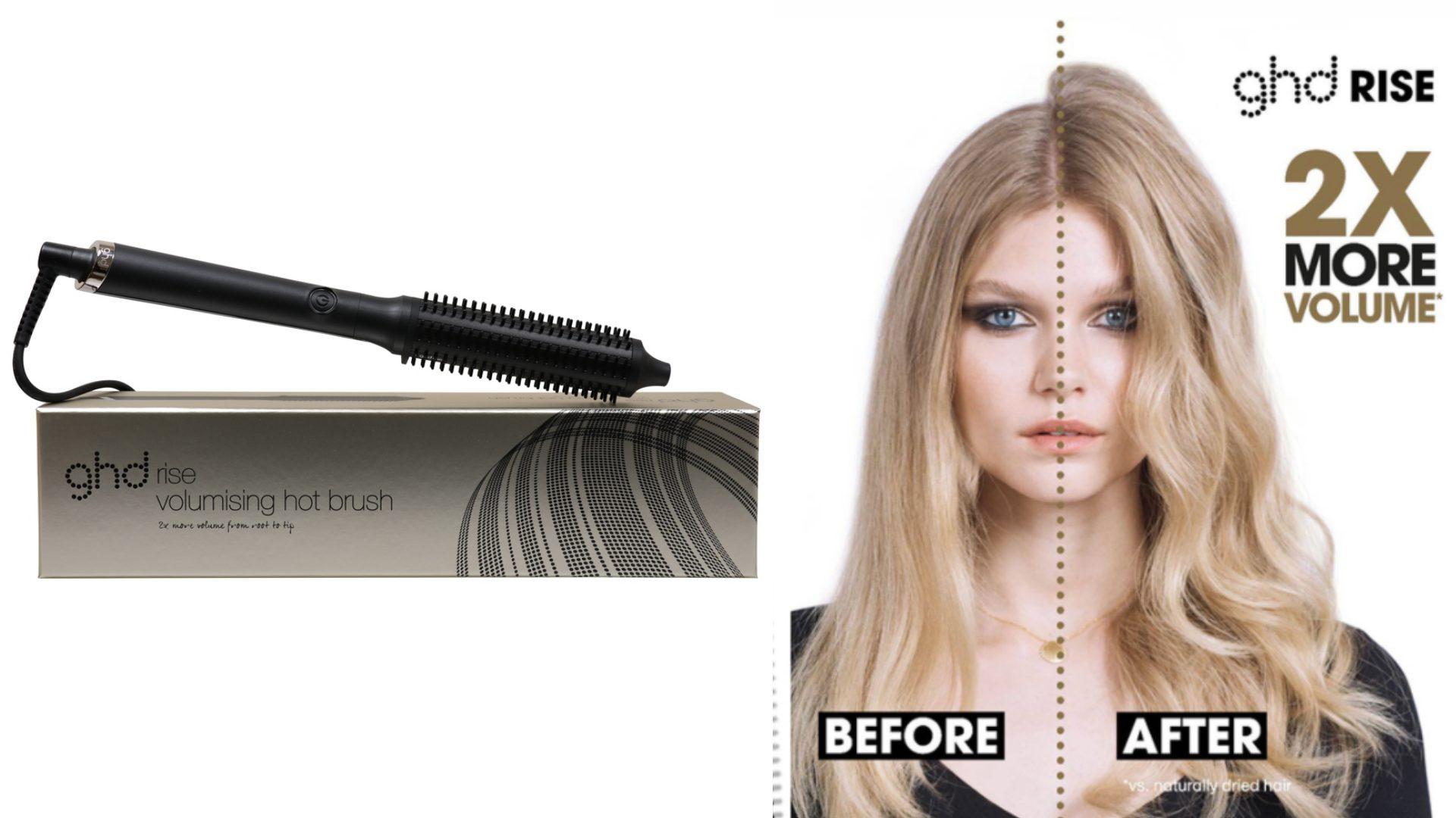 如果你也是手殘黨,這款電子梳真的超適合你!5mm防燙尺梳設計,能夠貼近髮根打造蓬鬆感,也能在髮尾增添豐盈捲度