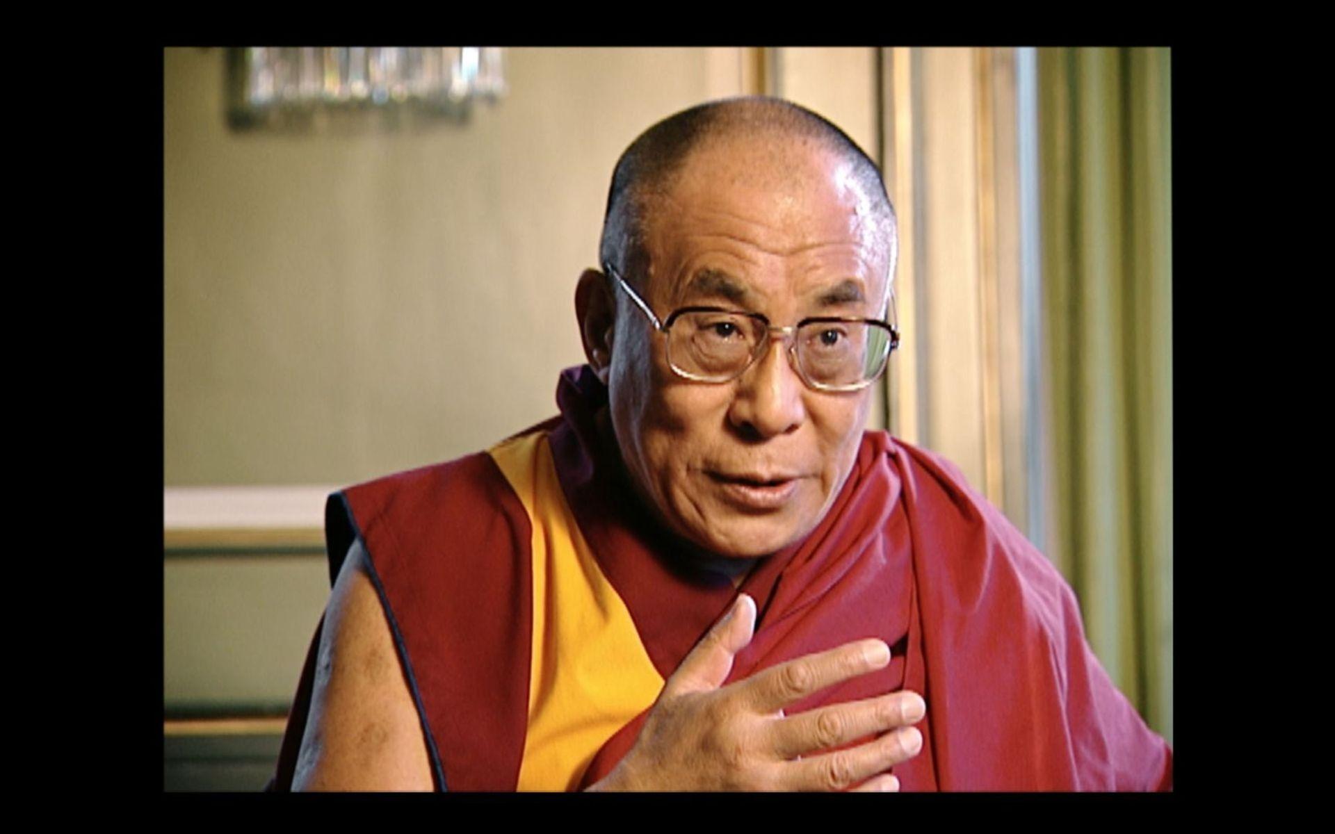 《鬼才狂想曲》達賴喇嘛