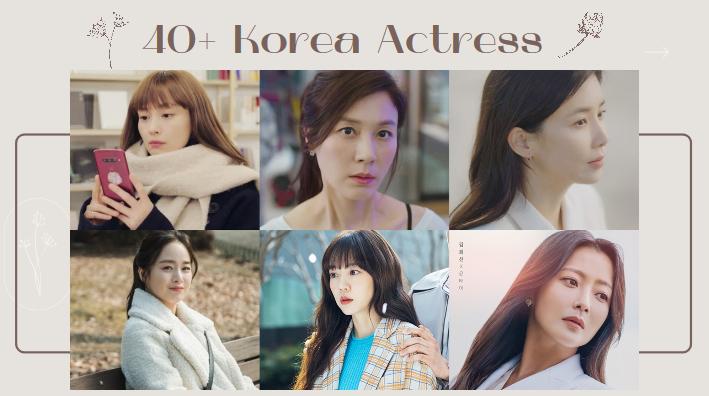 《重返18歲》42歲金荷娜魅力爆棚!盤點10位「40+韓國女星」,凍齡女神氣場讓人傾倒