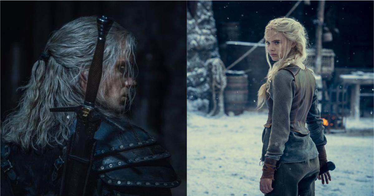 Netflix《獵魔士》第二季角色照