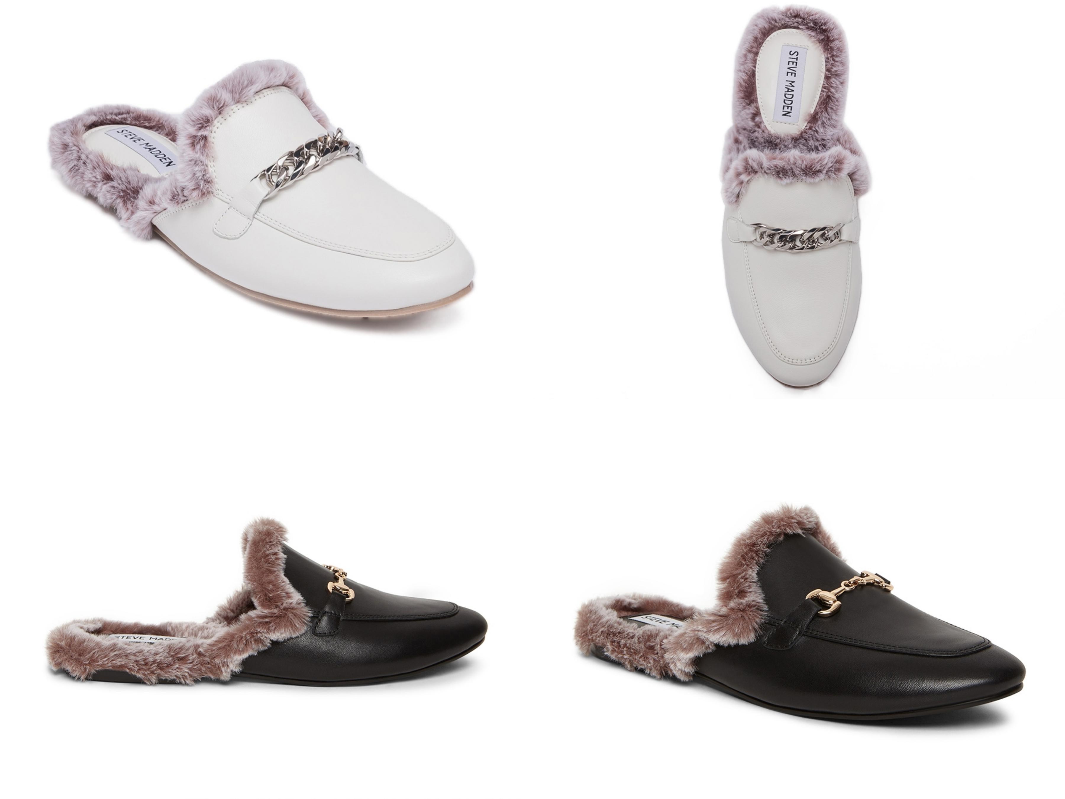 席捲歐美的穆勒鞋在今年強勢登場,歐美女星私著款