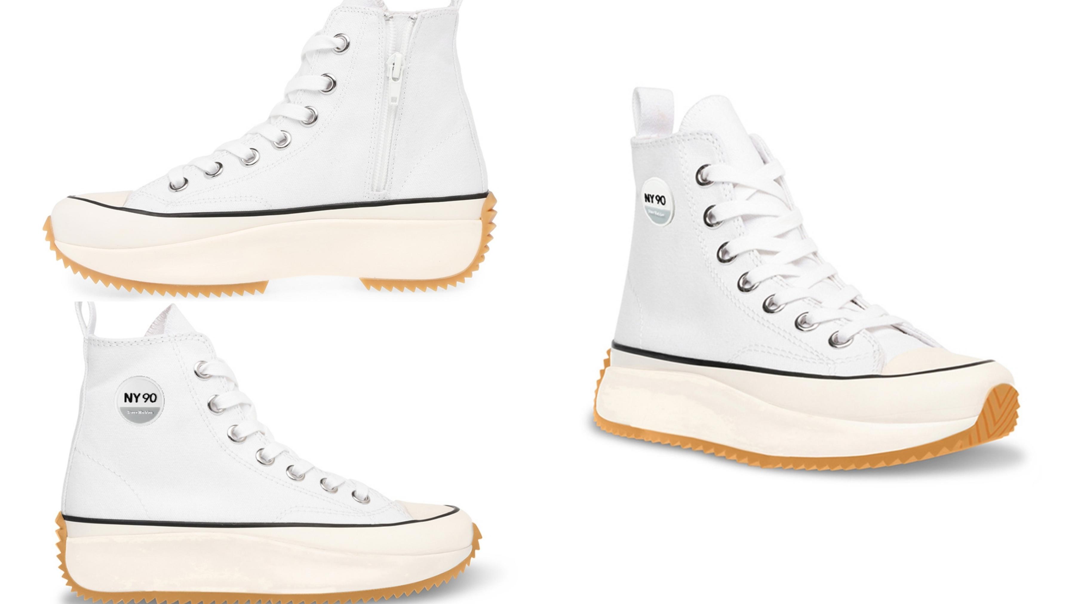 經典熱銷款帆布鞋,歐美女星與潮流部落客必備鞋款。