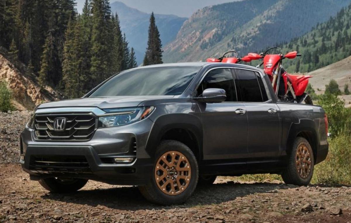 本周 Honda 發表新款 Ridgeline 皮卡,這套外觀將會陸續用在品牌其他 SUV 上。