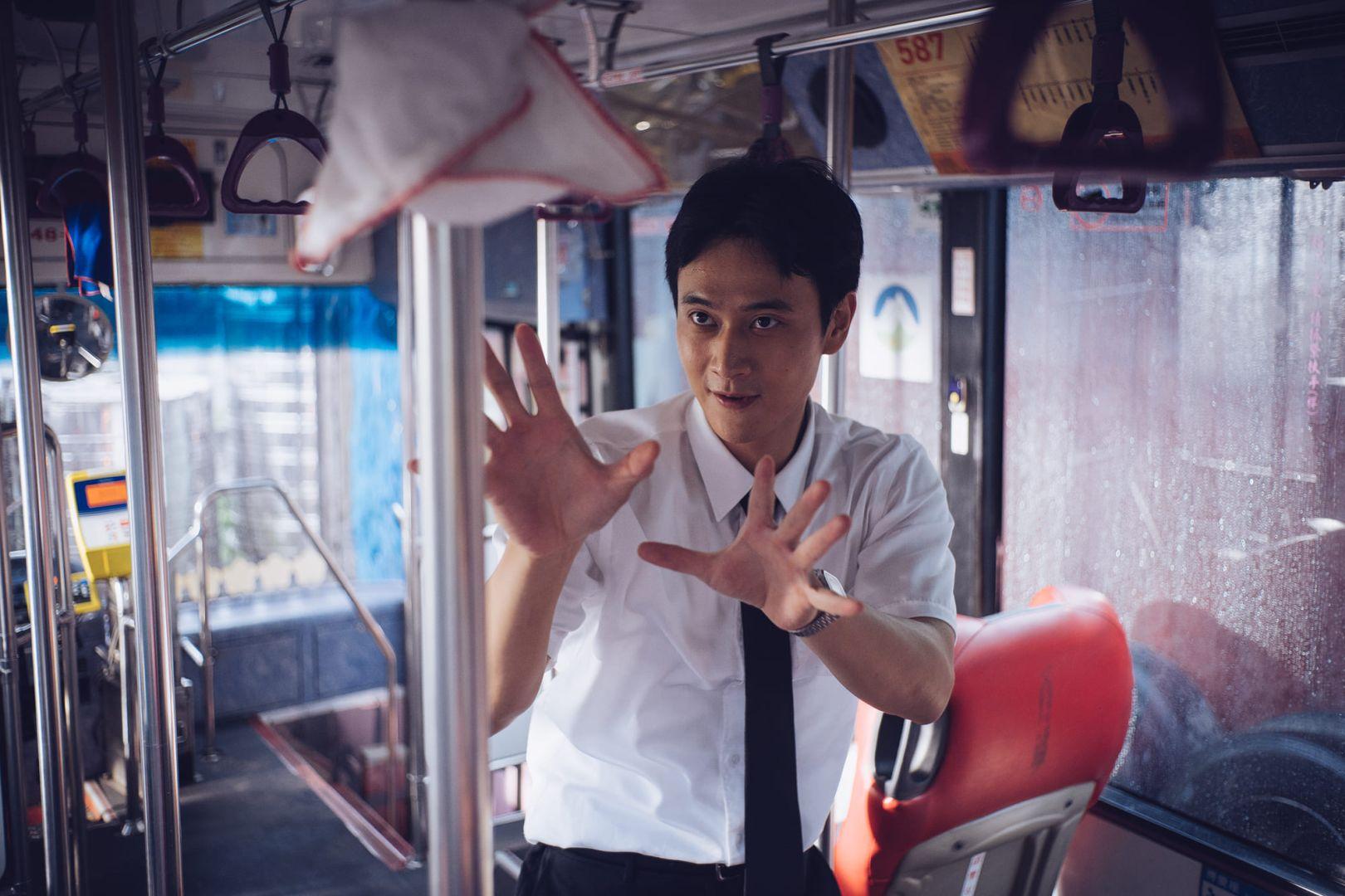 劉冠廷以慢半拍的「阿泰」一角入圍金馬最佳男主角