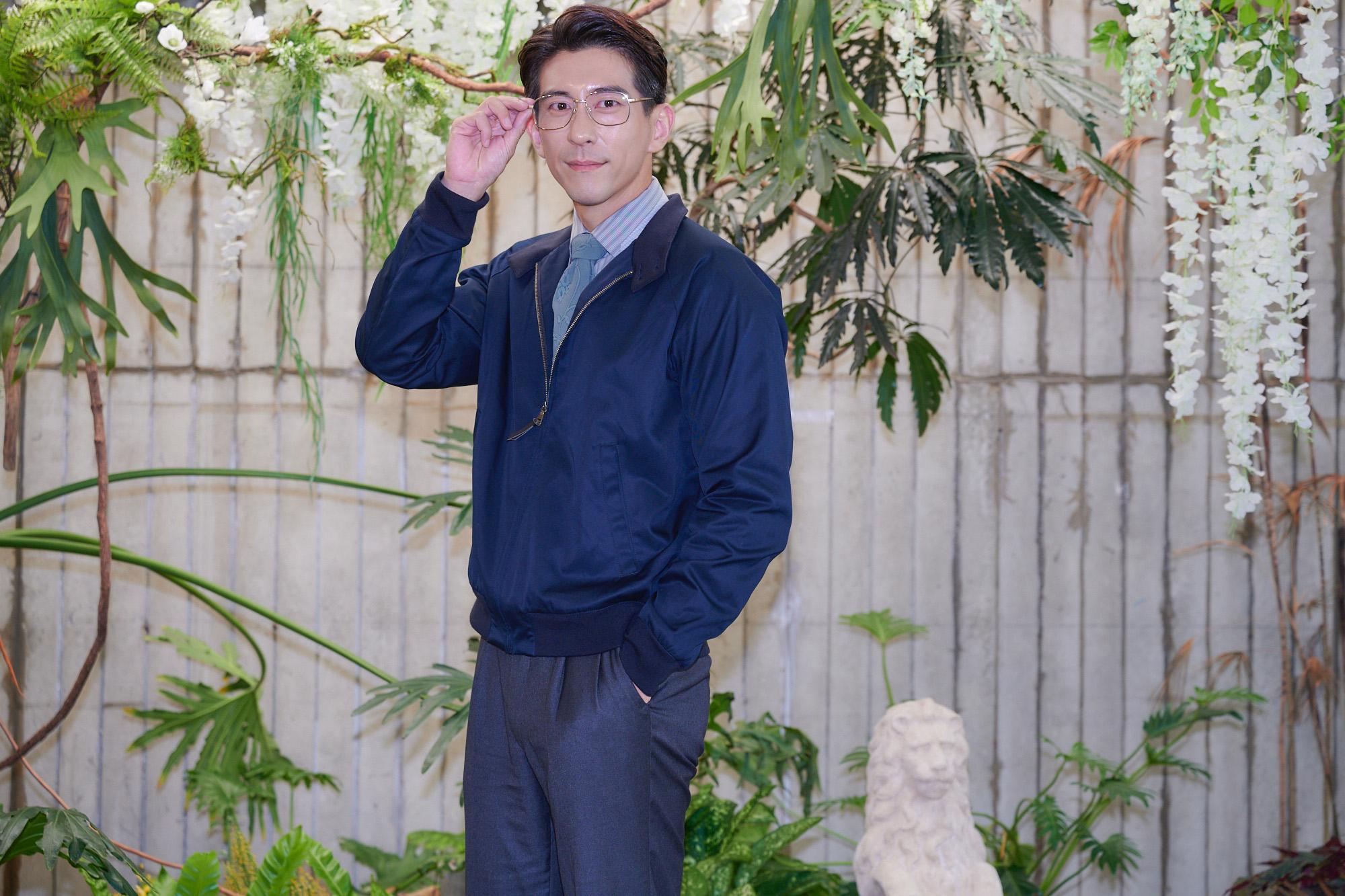 《華燈初上》修杰楷飾演出身良好的檢察官_百聿數碼提供