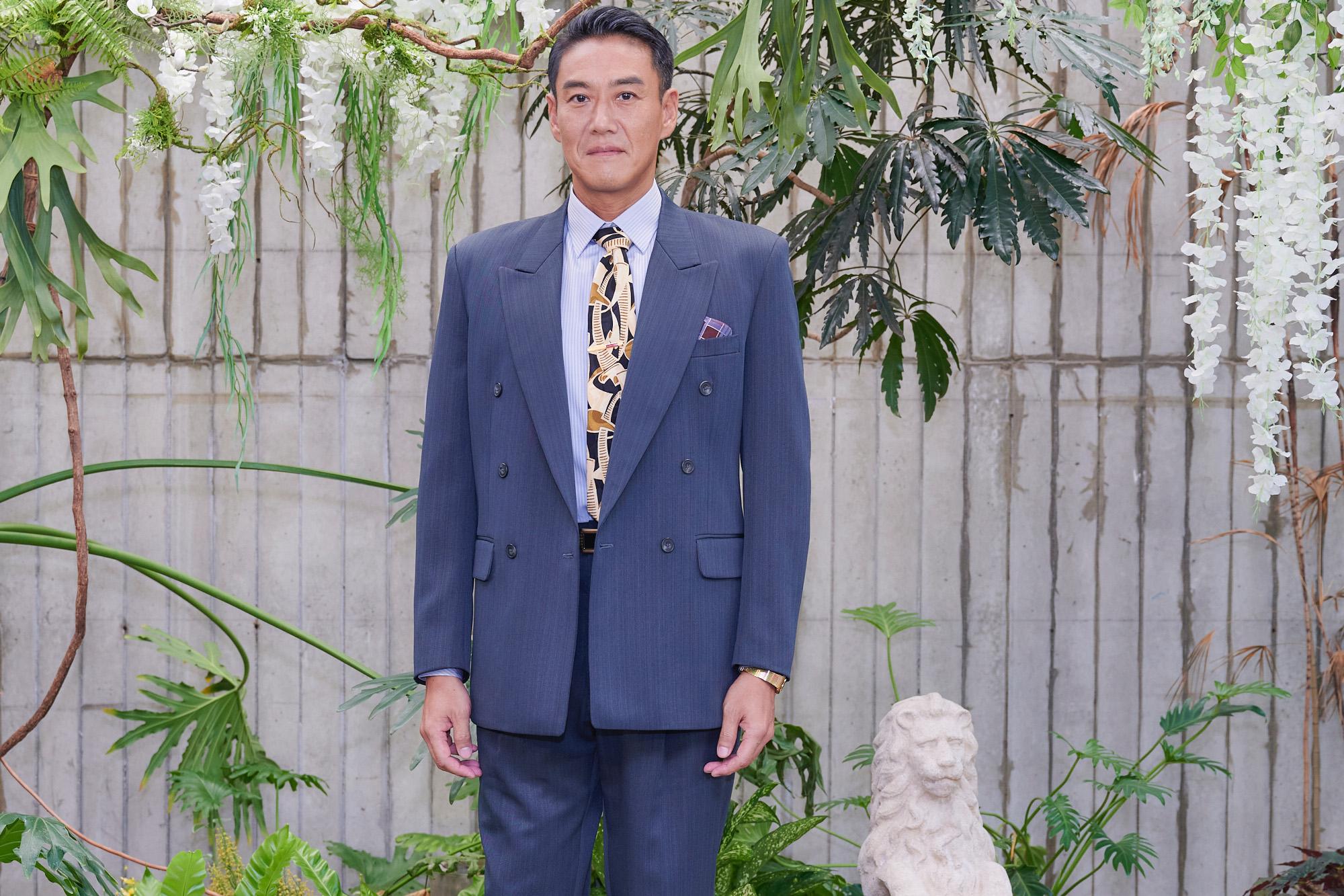 《華燈初上》加賀美智久飾演日式酒店常客,愛慕楊謹華_百聿數碼提供