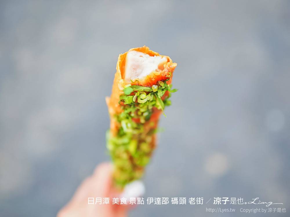 日月潭|伊達邵老街美食