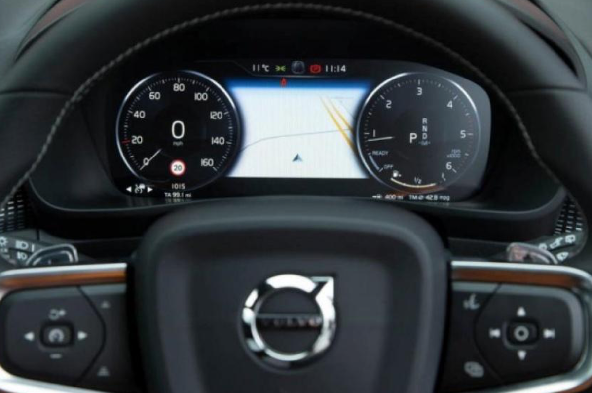 2020 年開始,Volvo 旗下所有新車的極速都將設定在 180km/h。