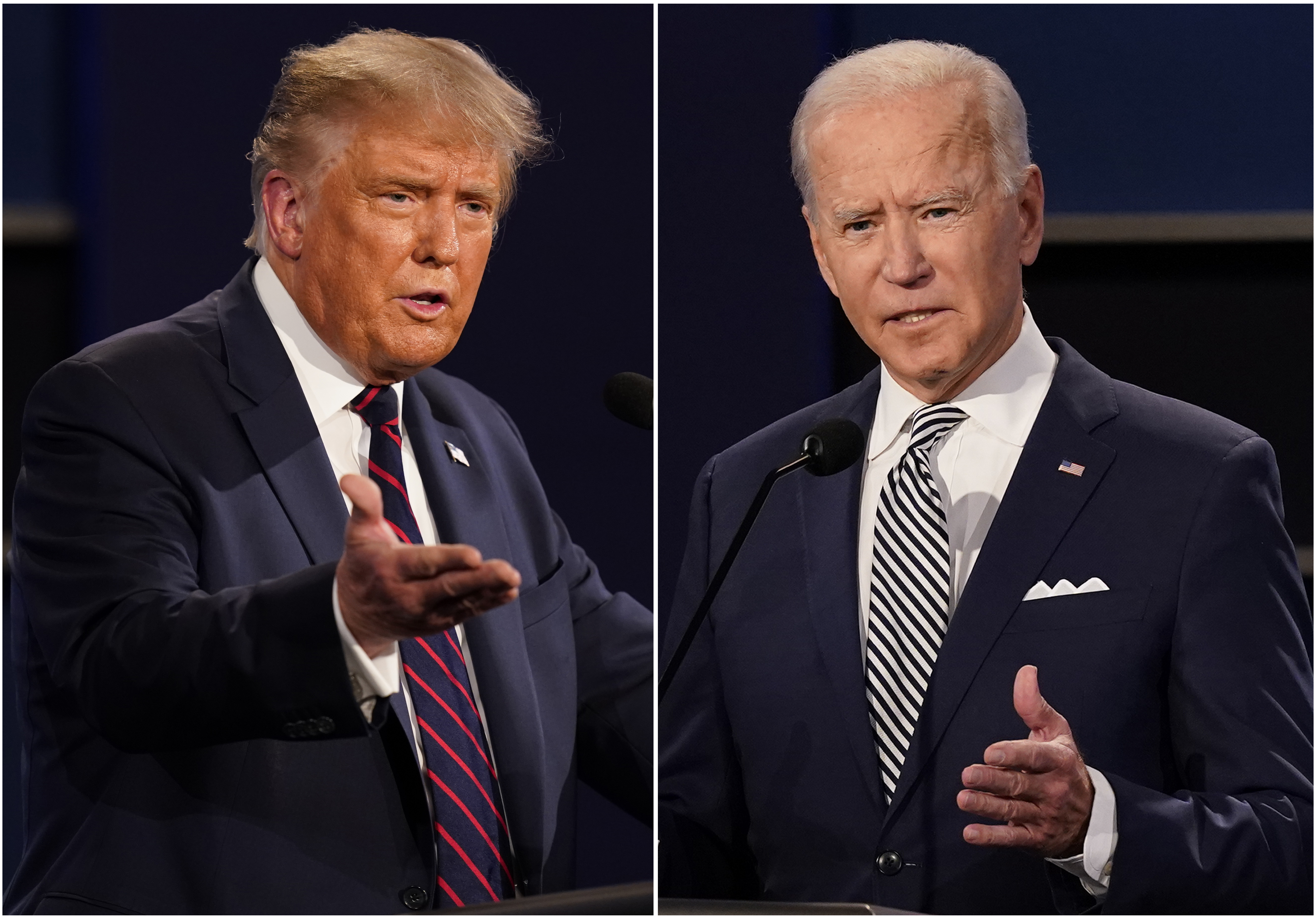 TV Ratings: Biden Wins Town Hall Duel With Trump
