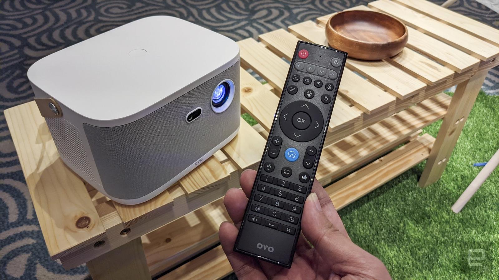 OVO K1 無框電視