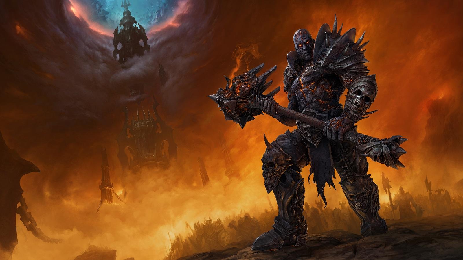 《魔獸世界 暗影之境》伯瓦爾美術圖