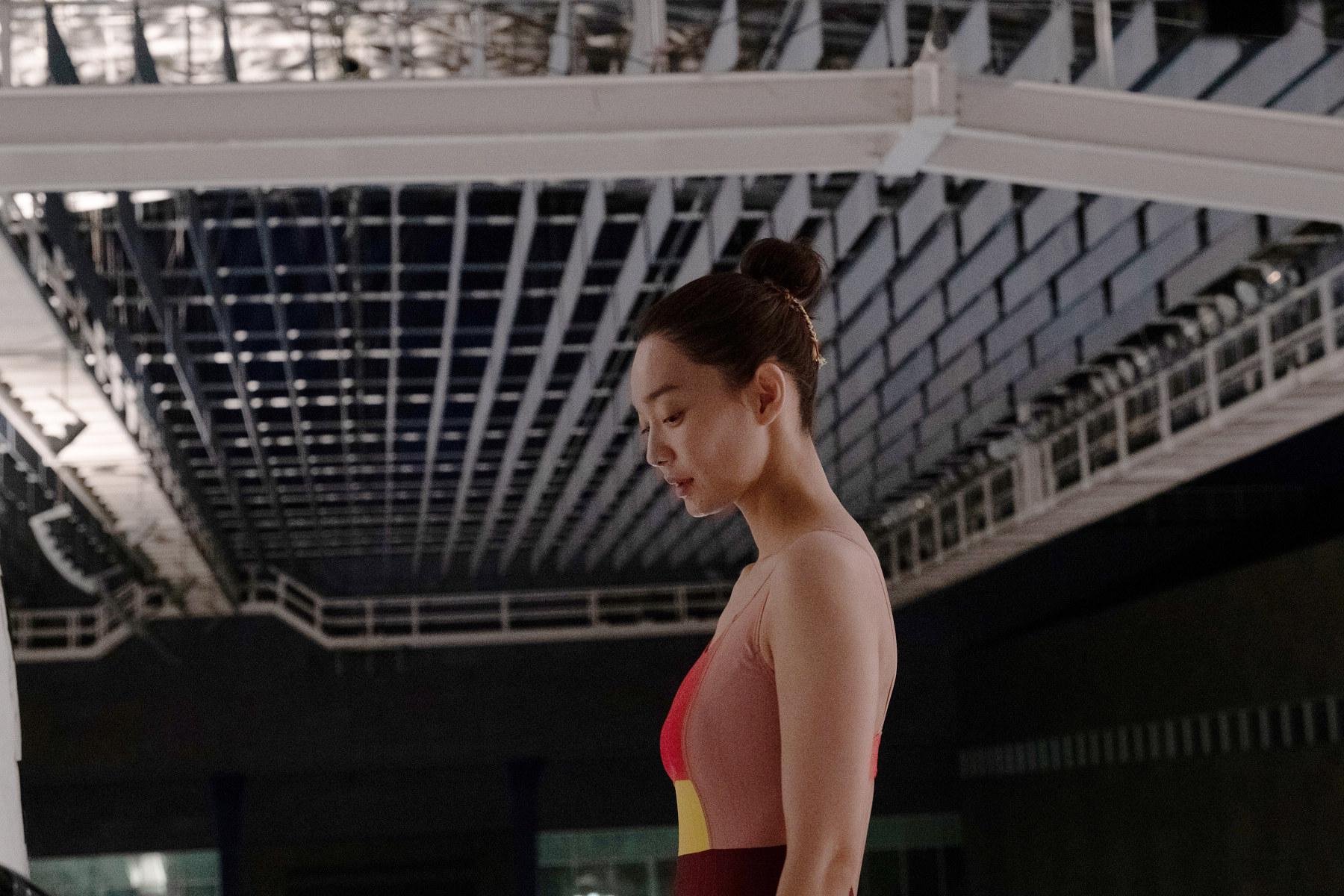 《詭憶》申敏兒穿泳裝演戲,坦言一開始的負擔感很強
