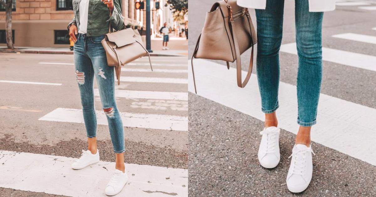 常穿的就是那一雙簡單舒適的平底鞋,而這雙鞋總能奇蹟似的完美搭配到你衣櫃裡的每一套衣服。