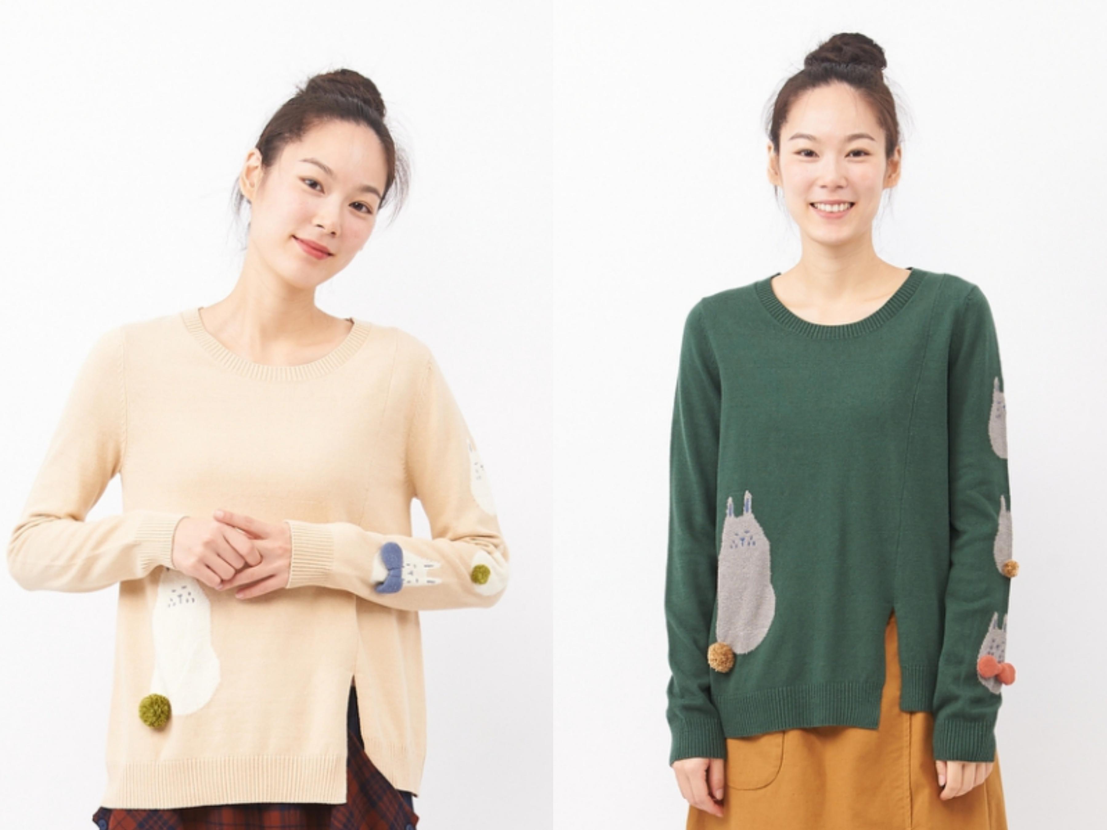 秋冬必備的針織上衣,選擇這種輕薄適中的款式最實穿