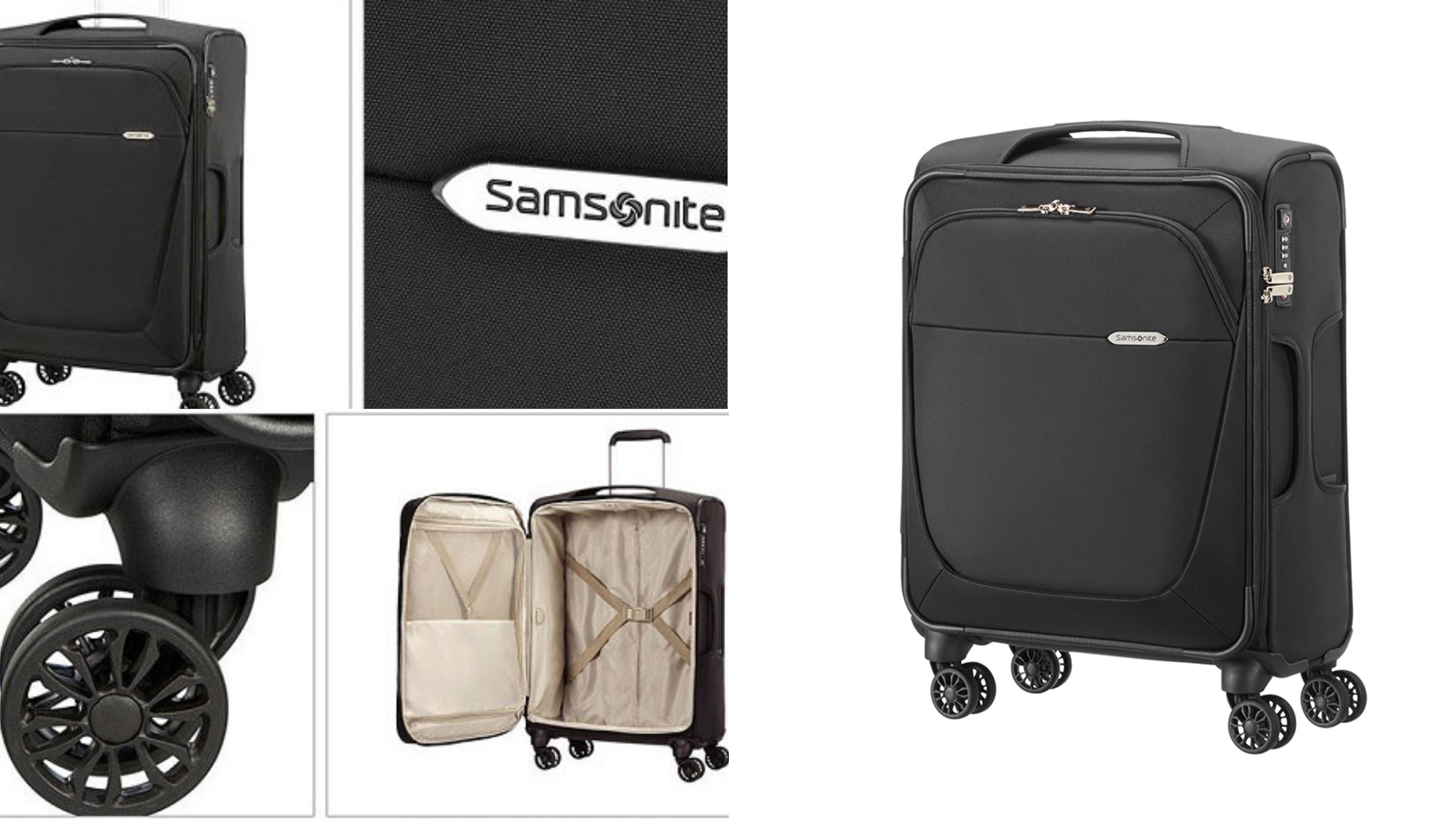 標準登機尺寸+靈活加大的收納空間,適合短程旅行、商務差旅,讓旅行更輕鬆。