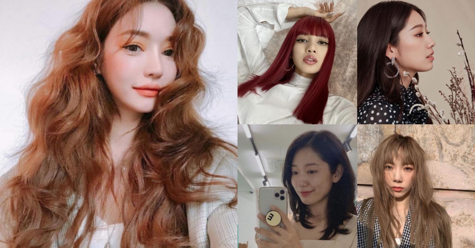染一波!太妍精靈色、Sora琥珀色、朴信惠可麗露色!2020秋冬大熱的6款髮色趨勢