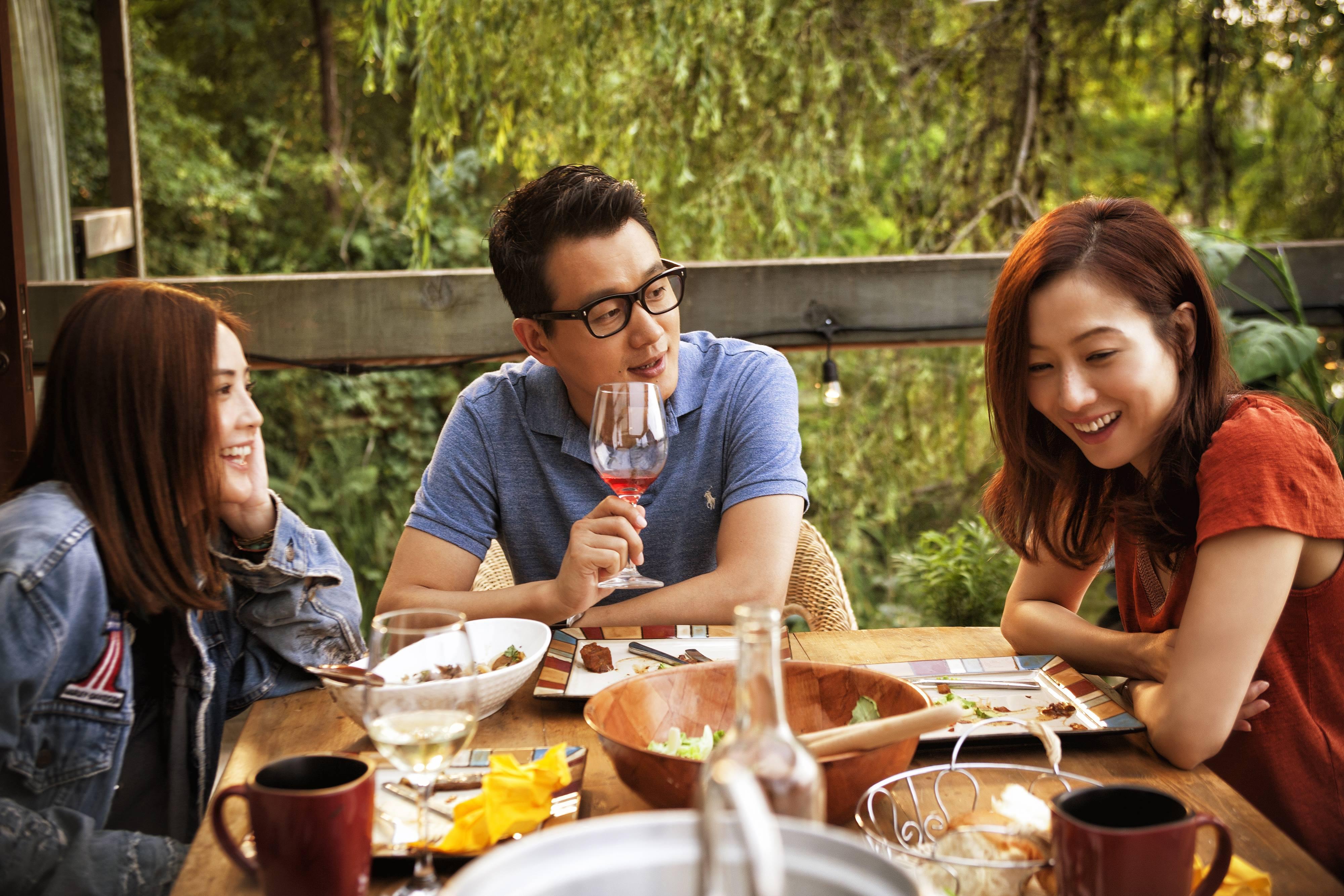《聖荷西謀殺案》蔡卓妍、佟大為、鄭秀文