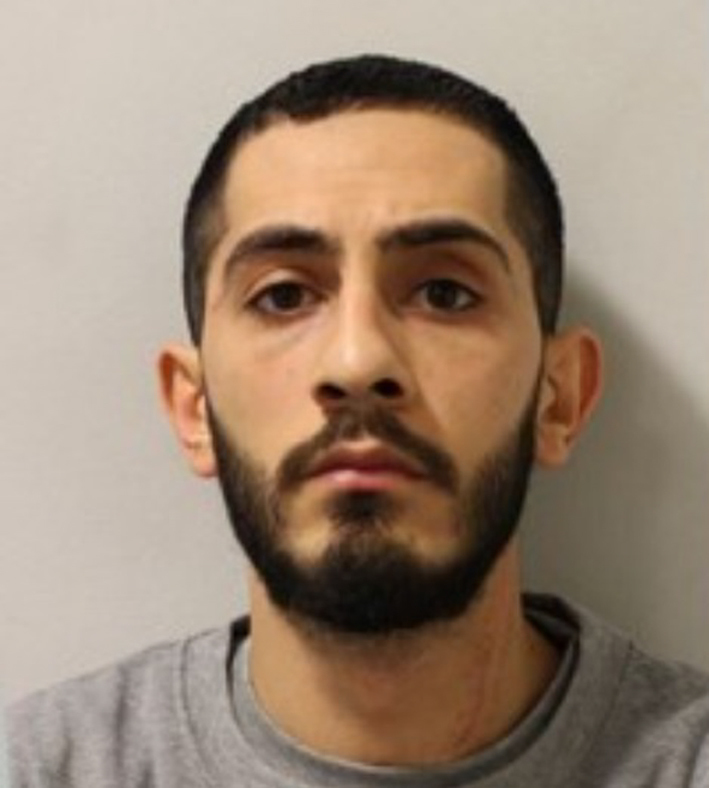 Aydin Altun, 26, will be sentenced on Friday. (PA/Met)