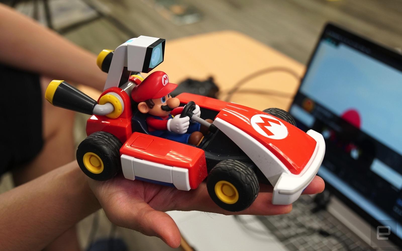 任天堂 Mario Kart Live: Home Circuit 試玩