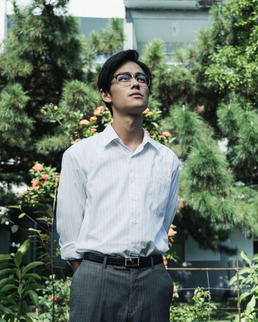《返校》影集_夏騰宏飾演60年代讀書會事件主人翁「張老師」