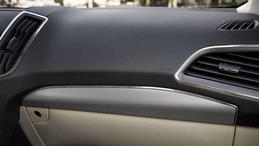 圖/安全配備方面,Edge車系是第一款將Co-Pilot360全方位智駕科技輔助系統列為標配的Ford車款。