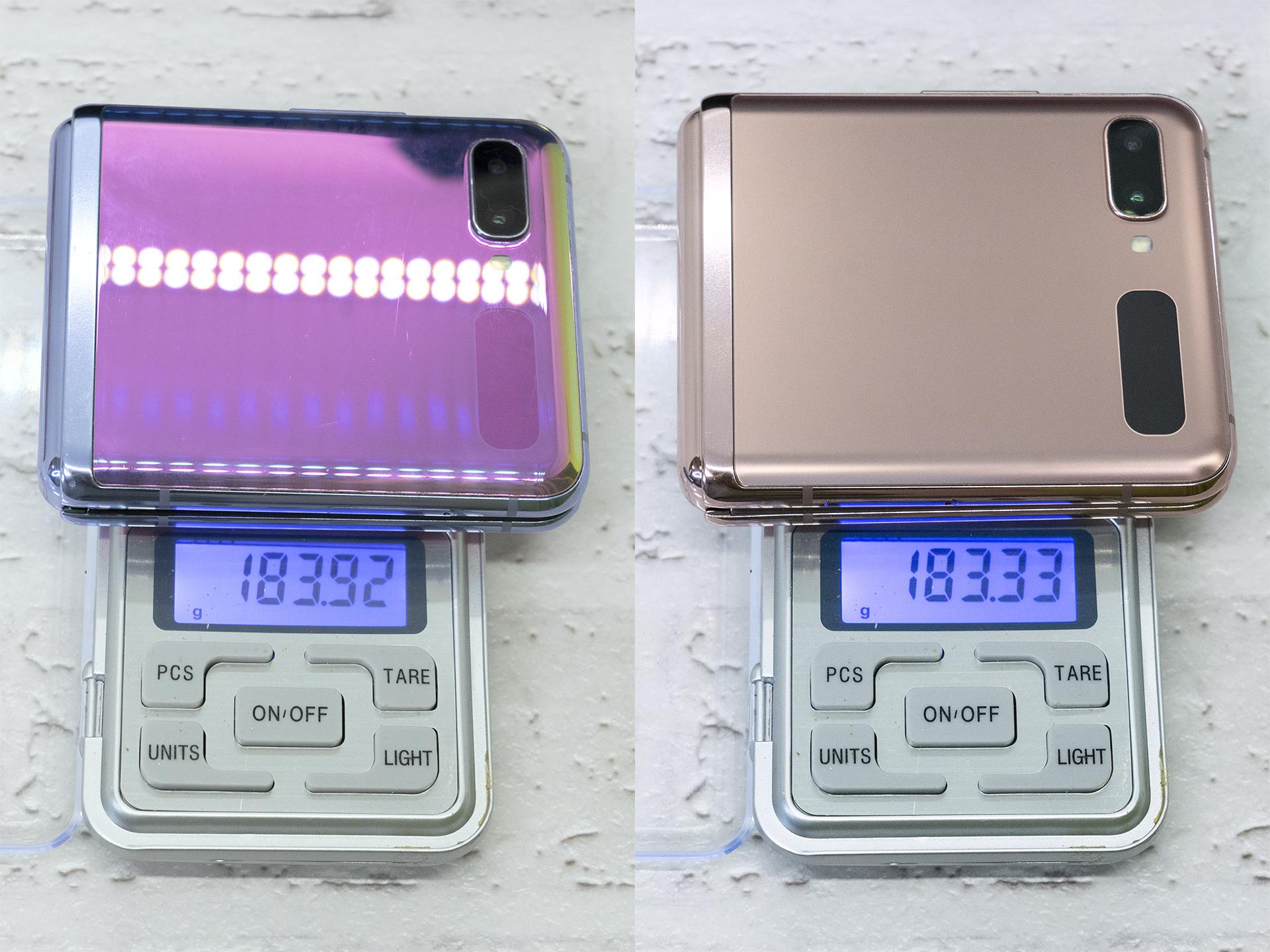 au Galaxy Z Flip 4G/5G