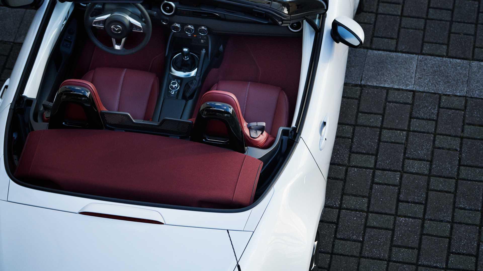 Mazda將贈送50輛MX-5給前線默默行善的人們