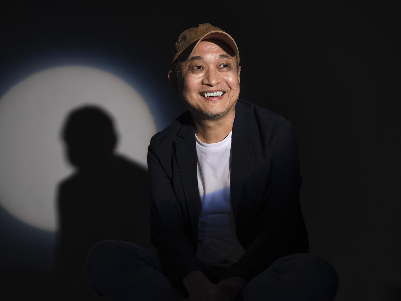 鄭文堂導演曾擔任高雄電影節主席,本次特別受邀擔任競賽頒獎人