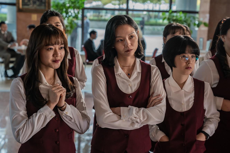 「女力三人幫」勇敢對抗公司觀眾推爆看完超紓壓療癒
