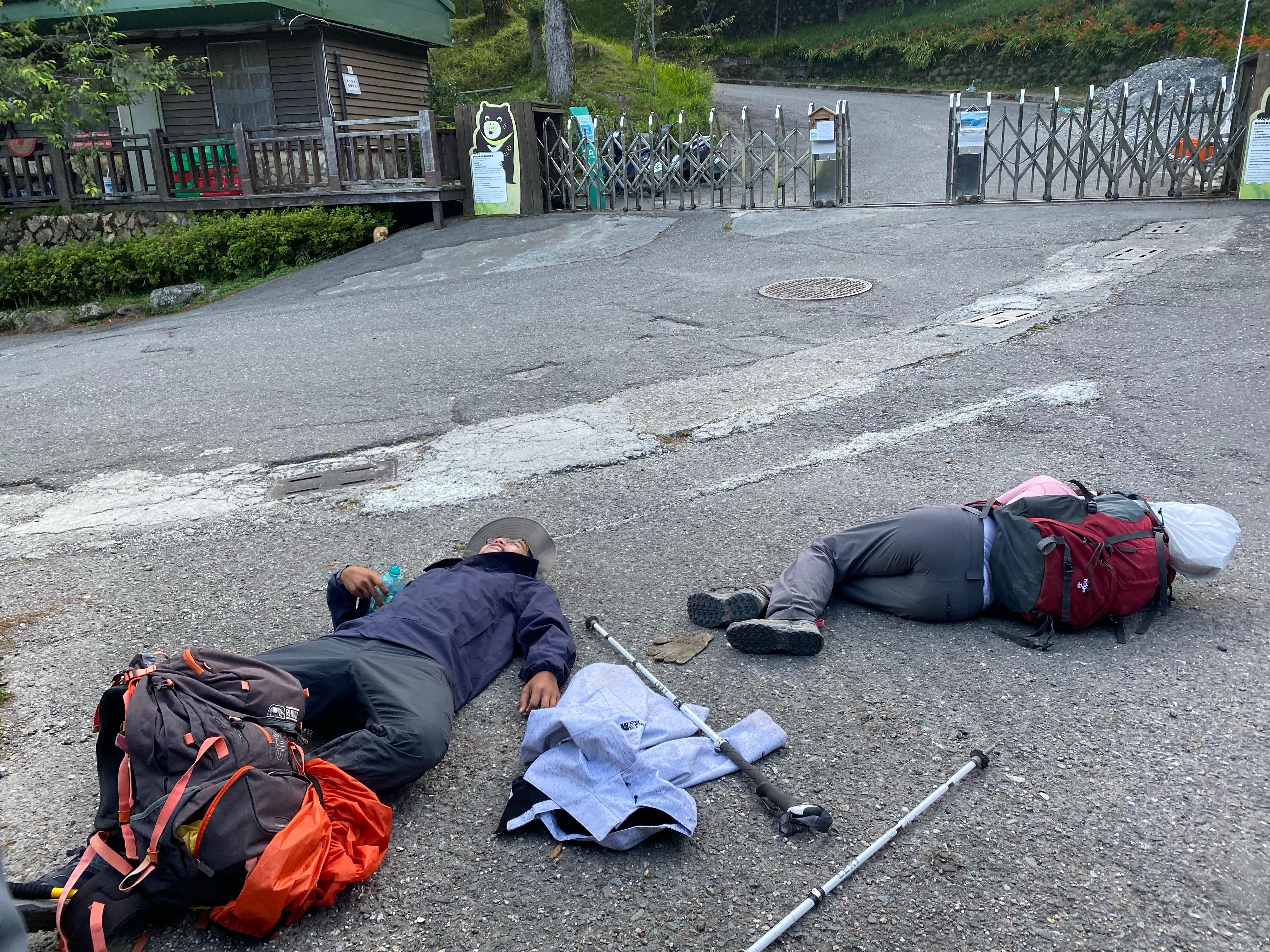 ▲台灣百岳之一的嘉明湖,要攻上頂可得花不少功夫。