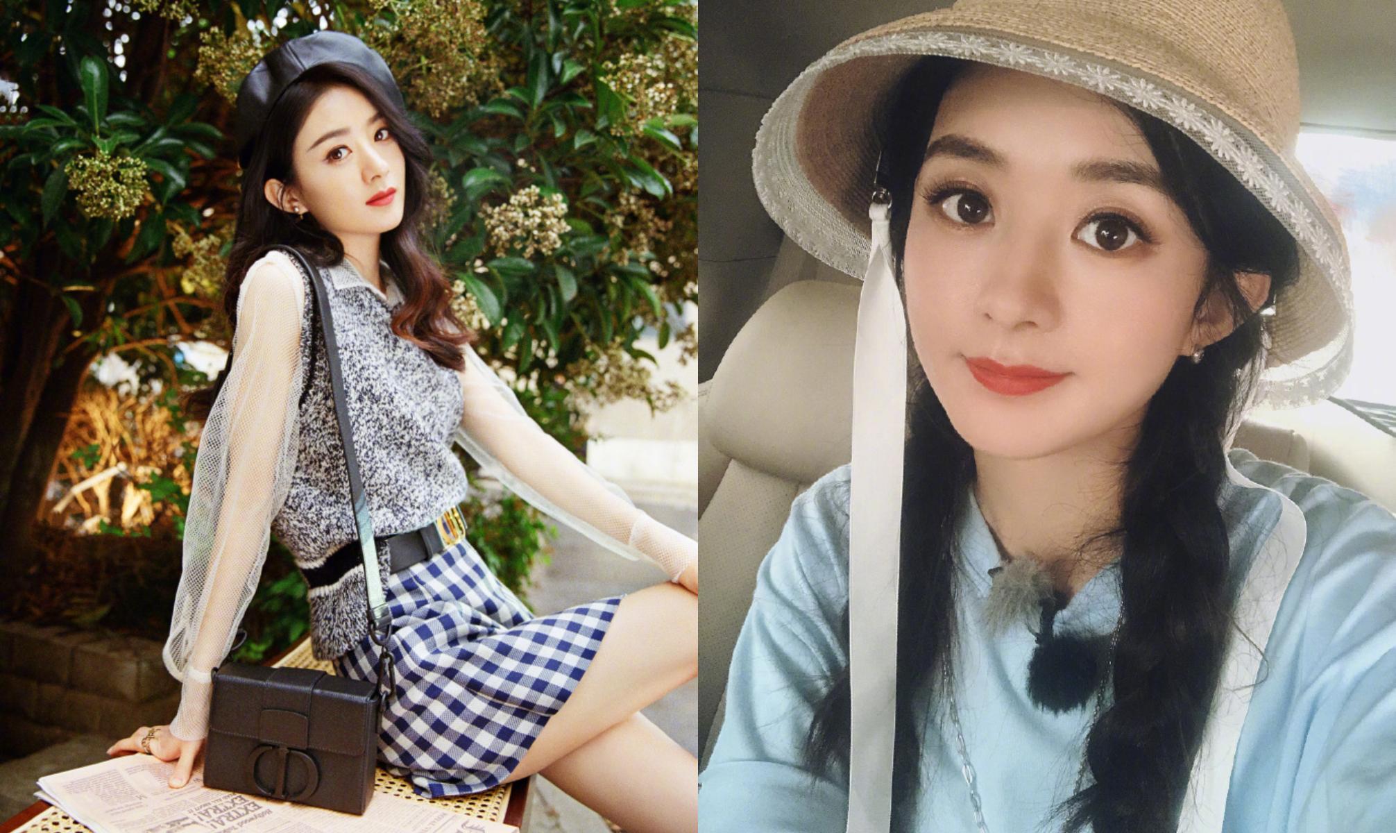 有著戲劇女王之稱的中國女星趙麗穎,其實在出道前也是個空姐
